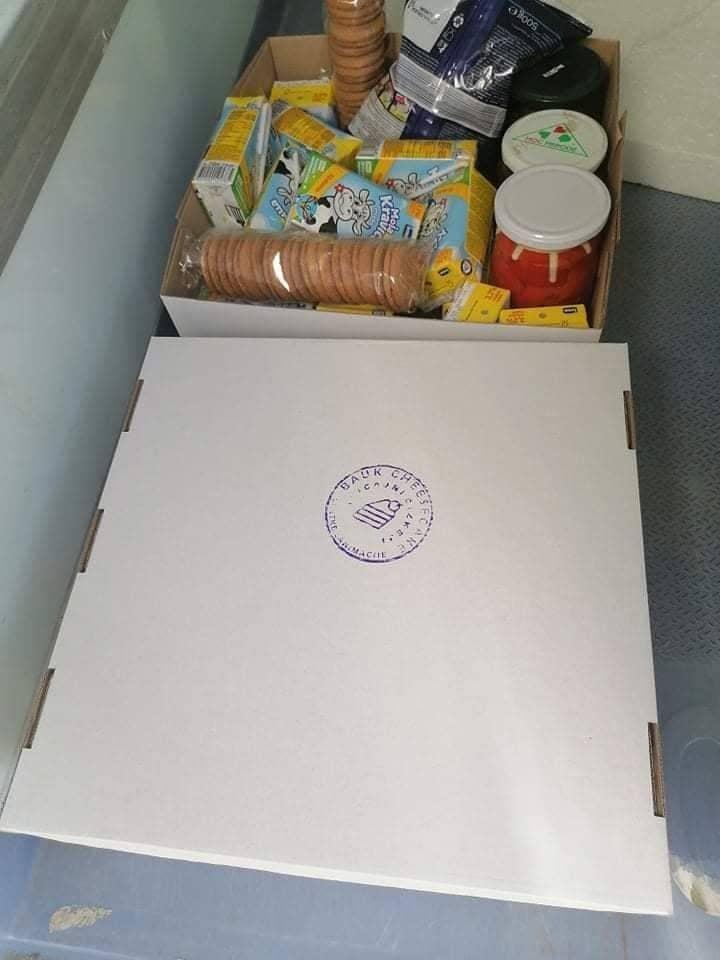 """Fondacija """"Tate Novosađani"""" - Paket pomoći za porodicu Šević"""