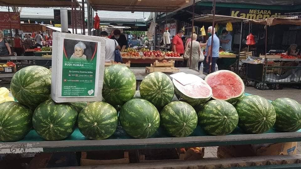 Najslađe su Lanine lubenice :)